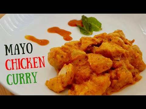 Mayo Chicken    مایو چکن - Cook with Huda