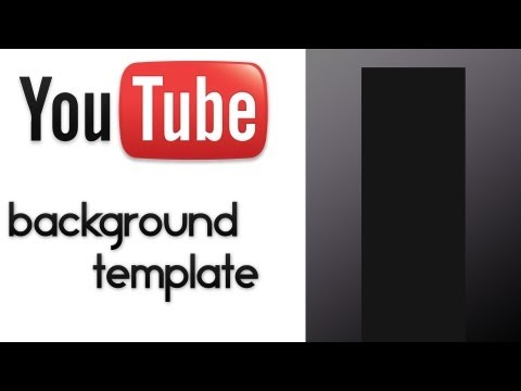 Best YouTube Partner Background Blank Template (download link in description)
