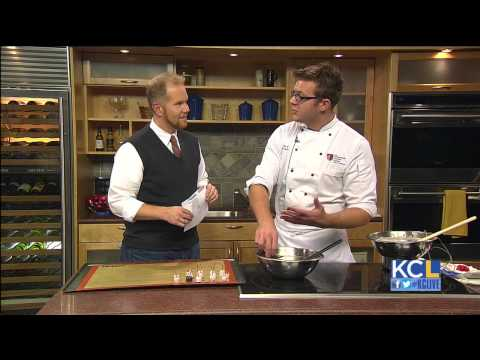 How to make cherry cordials