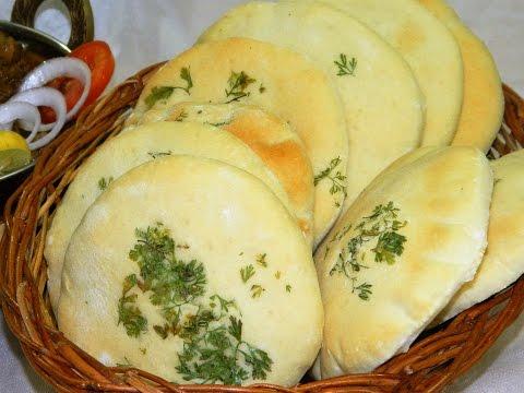 Homemade Soft Kulcha | Punjabi Kulcha| How To Make - By Food Connection