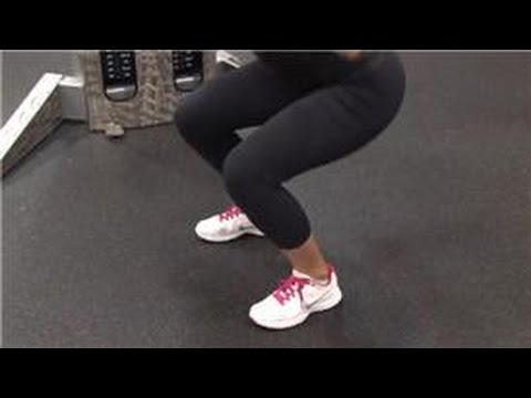 Weight Training : How to Build Up Lower Body Strength