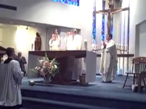 Holy Trinity Parish 50th anniversary Mass, Colorado Springs