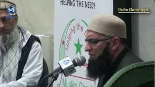 Mera Dil Badal De by Junaid Jamshed Urdu Nasheed London 16-11-12