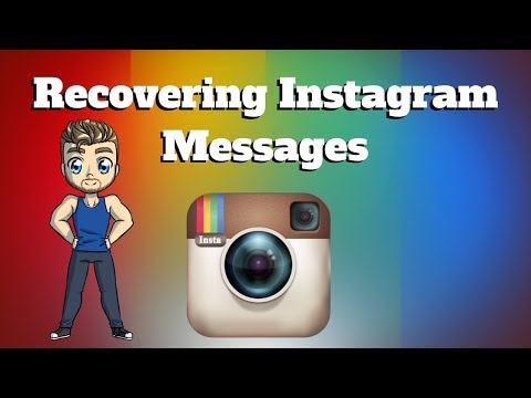 Recover Instagram Messages
