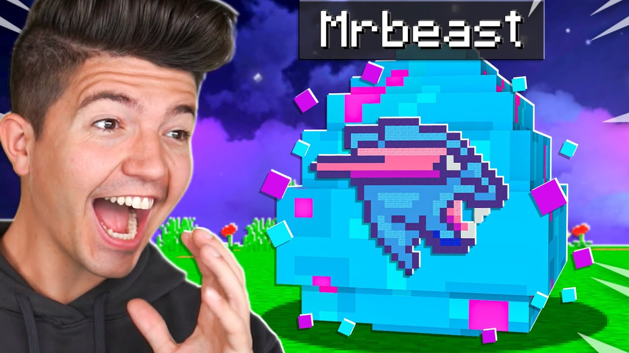 Minecraft, But You Can Breed YouTubers...