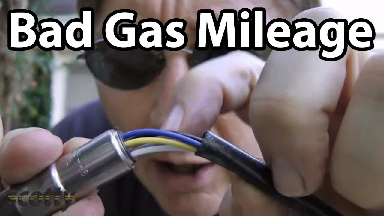 Getting Bad Gas Mileage You May Need A New Air Fuel Ratio Sensor
