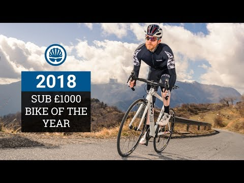 Rose Pro SL 2000 - Road Bike of the Year Sub-£1000 Winner