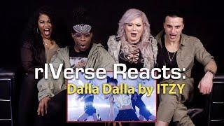 Download rIVerse Reacts: Dalla Dalla by ITZY - M/V Reaction Video