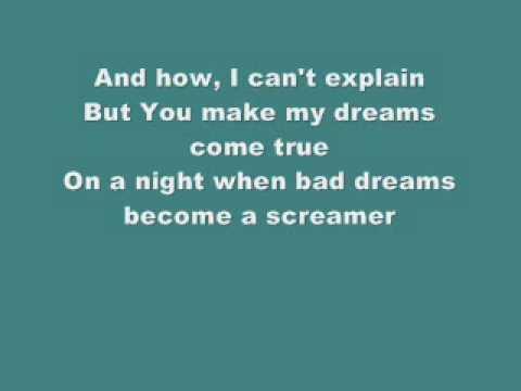 Hall and Oats - You make my dreams come true lyrics