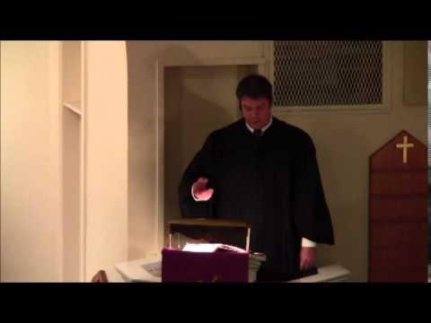 Midweek Lenten Sermon: April 2, 2014