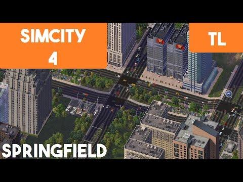 Springfield | SimCity 4 Timelapse