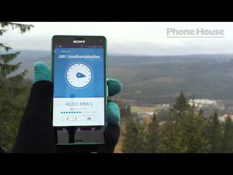 Så här mäter vi 4G på din skidort