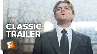 Inception (2010) Official Trailer #1 - Christopher Nolan Movie HD
