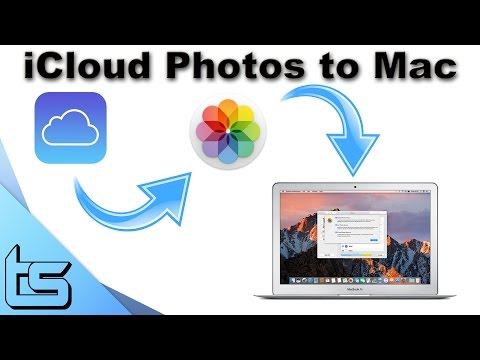 Download iCloud Photos to your Mac
