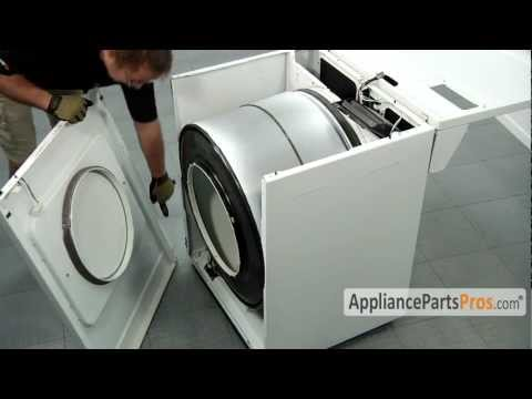 Dryer Idler Pulley (part #WP691366) - How To Replace
