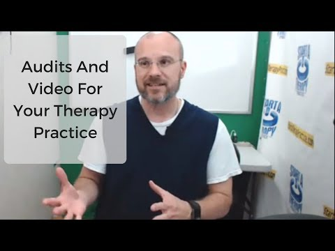 Audits And Video For Your Therapy Practice - Facebook Live Chat