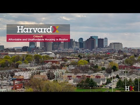 Affordable and Unaffordable Housing in Boston