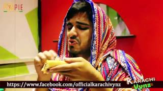 Types of PIZZA EATERS By Karachi Vynz Official