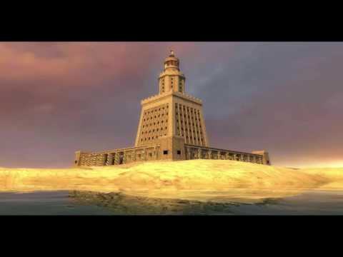 The Lighthouse of Alexandria One of the 7th Wonder of the Ancient World Documentary