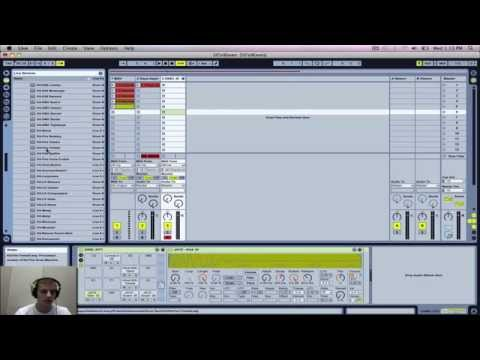 Intro To Beatmaking: Ableton Live 8 Tutorial for Beginners