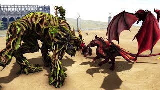 Ark GHOST Direwolf Summon Command | PC & Xbox One