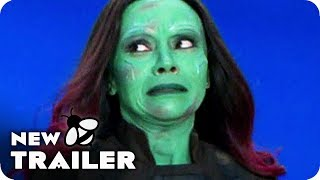 GUARDIANS OF THE GALAXY 2 Deleted Scenes & Gag Reel (2017)