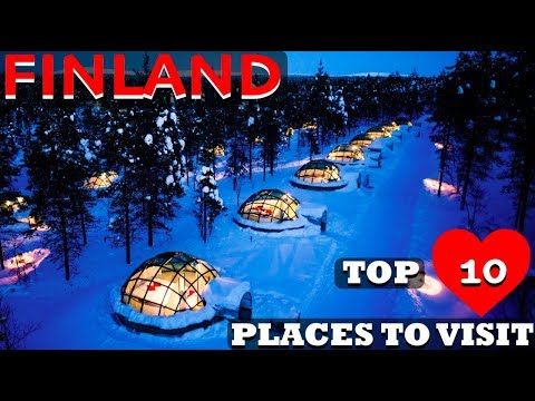Top 10 Places To Visit In Finland