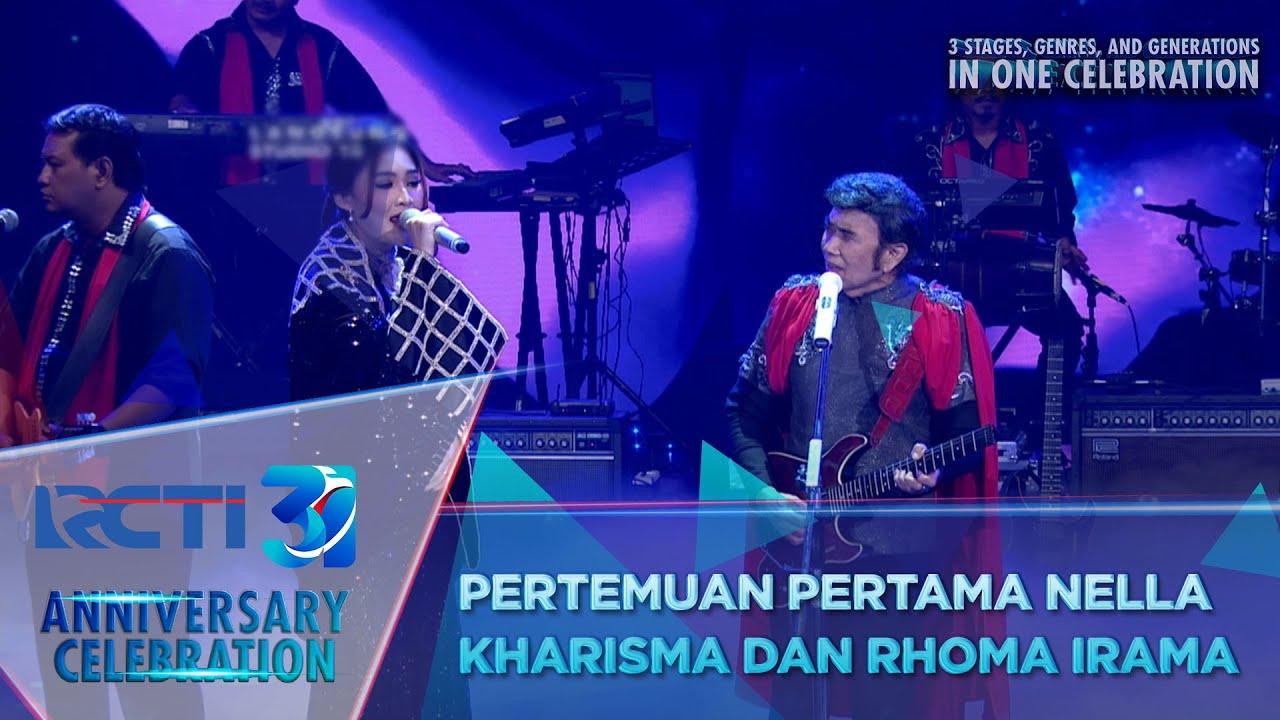 "Download Rhoma Irama feat. Nella Kharisma - ""Pertemuan"" | RCTI 31 ANNIVERSARY CELEBRATION MP3 Gratis"
