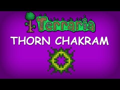 Terraria - Thorn Chakram