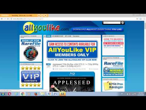how to download file from allyoulike