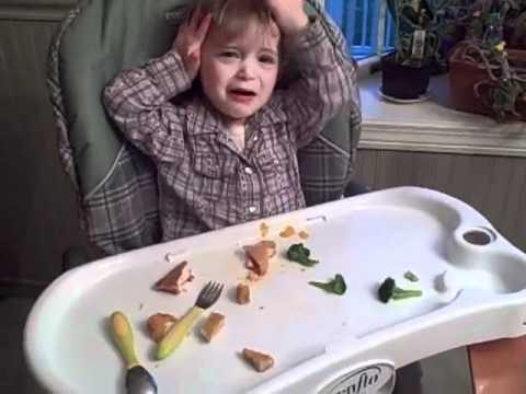 Funny Toddler Dinner.mov