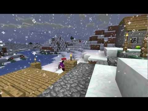 Winter Wonderland [Minecraft Parody Song]