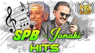 SPB AND JANAKI HITS   SPB Hits   Ilayaraja Tamil Hits   90s Hits tamil   S.Janaki hits   Yesudas