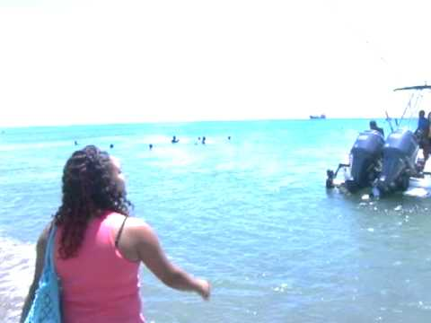 Water Adventure: Montserrat, W.I