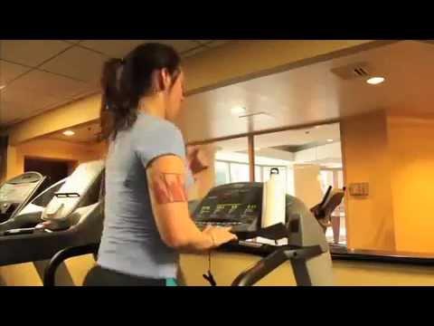 Burning Calories Treadmill