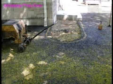 Asphalt Curbing or Berm Installation