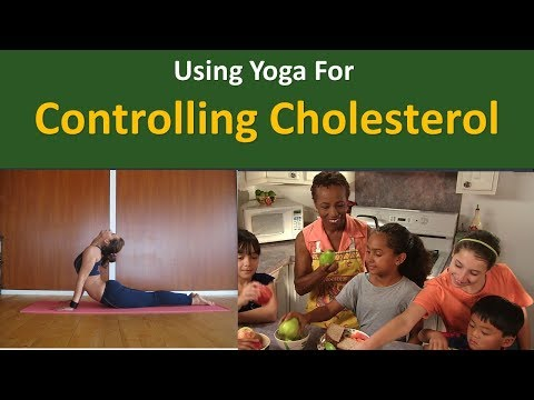 Using Yoga for Controlling Cholesterol|Increase the astringent foods for your diet