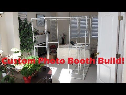 Tutorial: Custom Photo Booth Build