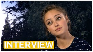 Ella Purnell & Asa Butterfield - Miss Peregrines Home for Peculiar Children - exclusive interview