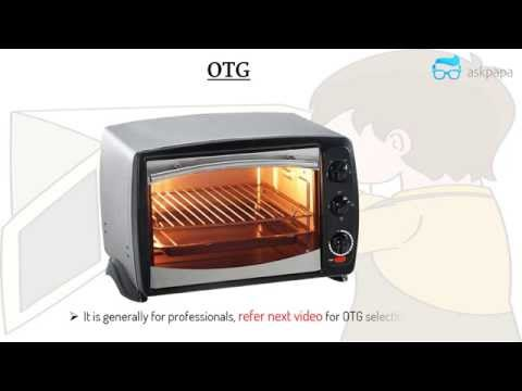 Buying Guide Microwave India (Shortest Video)