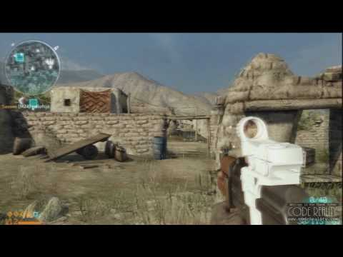 Medal of Honor | Red Dot Sight White Texture Bug | PS3