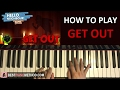 HOW TO PLAY - HELLO NEIGHBOR SONG -