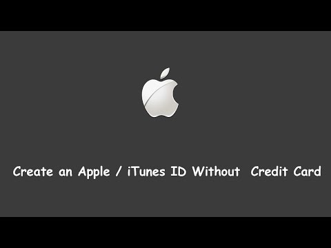 How to Create Free Apple ID Without Credit Card