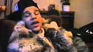 Goldie interview 1988