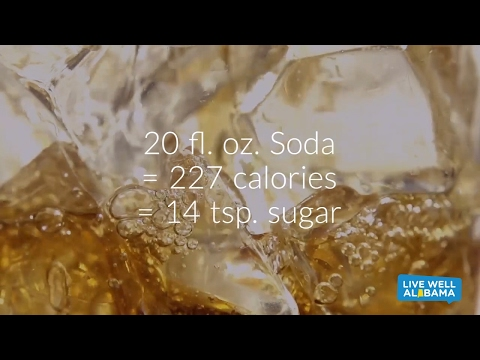 How Long Do You Have to Walk to Burn Off a 20oz. Soda?