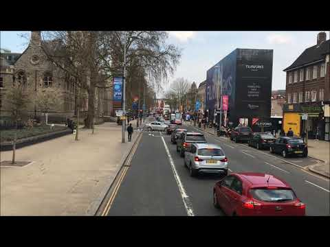 FULL ROUTE VISUAL | London Bus Route 207 - Hayes By-Pass to White City | VW1281 (LK12AMV)