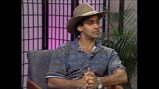 Salman Khan - 1992 Interview