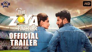 The Zoya Factor Official Trailer Dulquer Salmaan| Sonam Kapoor| Abhishek Sharma| Fox Star Studios