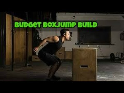 How to make a Plyo Box(Strong)