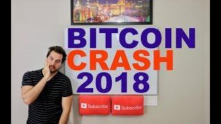 BITCOIN CRASH COMING 2018?